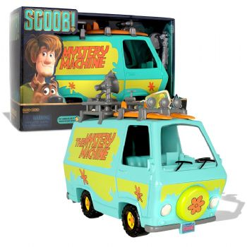 Scooby Doo Scoob! Mystery Machine - Lights and Sounds! (U.S. Exclusive)